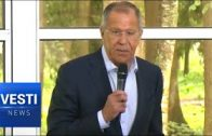 Lavrov at Youth Forum: Ecology and Demography Are Key Problems Facing Russia!